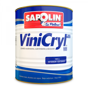 pintura tipo 1 Vinicryl