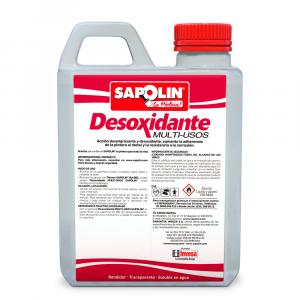 Desoxidante Sapolin